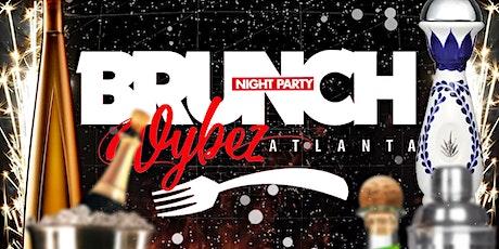 Brunch Vybez Atlanta | Night Party | Every Sunday (7pm - 10pm) tickets