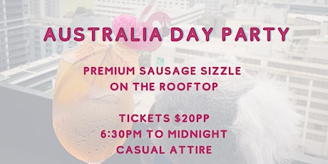 Australia Day Party tickets