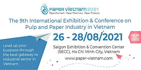 Paper Vietnam 2021 tickets