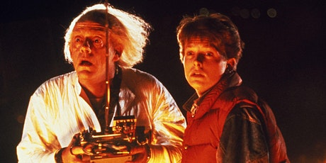 Back To The Future Outdoor Cinema Experience at Aintree Racecourse tickets