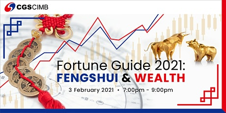Fortune Guide: Feng Shui & Wealth 2021 tickets