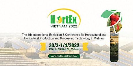 HortEx Vietnam 2022 tickets