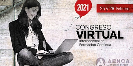Congreso VIRTUAL de Capacitación entradas
