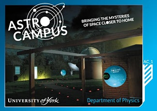 Astrocampus Open Evenings tickets