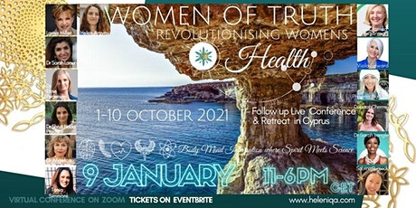 Women of Truth on Health: Masterclasses tickets
