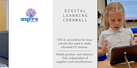 Webinar: Book Creator for Primaries - Teaching & Learning + Sch Comms & PR tickets