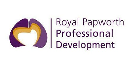 RPH CALS course - 16th May 2021 (morning course) tickets