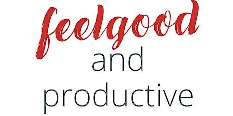 Info-Termin zur Ausbildung zum/r Feelgood Manager*in Tickets