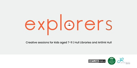 Young Explorers- Ings Library tickets
