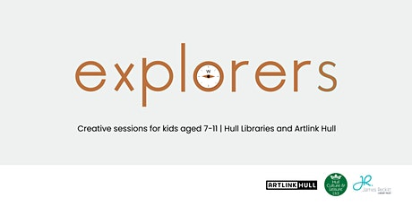 Young Explorers- Gipsyville Library tickets