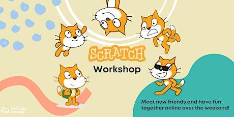 Scratch Workshop tickets