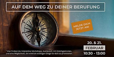 Workshop: Finde Deine Berufung Tickets