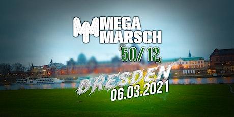 Megamarsch 50/12 Dresden 2021 Tickets