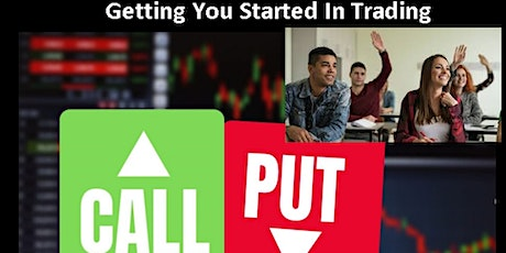 Stock & Options Trading For Beginners Simplified - SG tickets