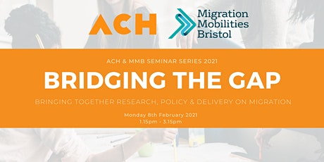 Bridging the Gap|Bringing Together Research, Policy & Delivery on Migration tickets