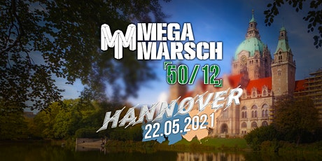 Megamarsch 50/12 Hannover 2021 billets