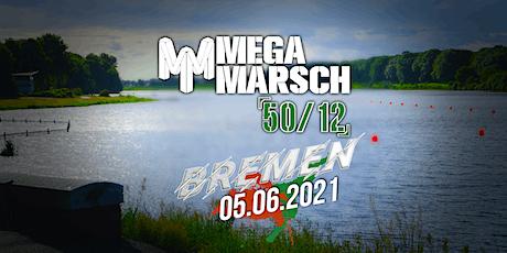 Megamarsch 50/12 Bremen 2021 Tickets