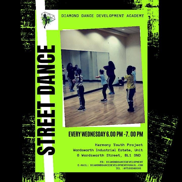 Street Dance for kids - Bolton BL1 3ND image