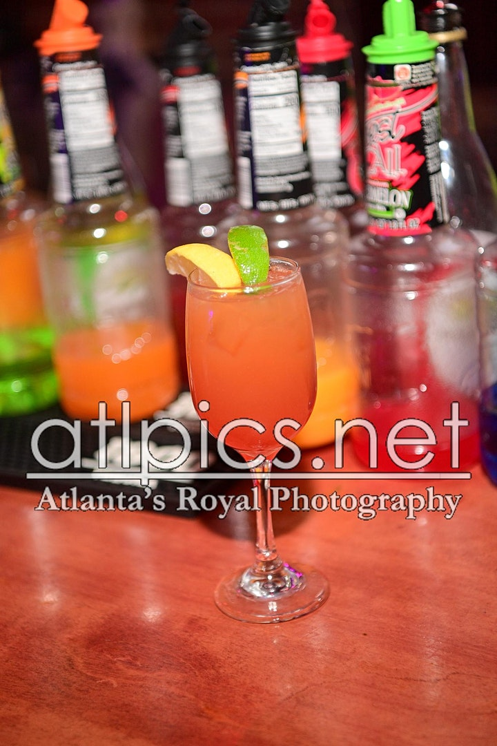 DAY PARTY ALERT! Celebrity Sunday's   FOOD, BOTTLES & HOOKAH image
