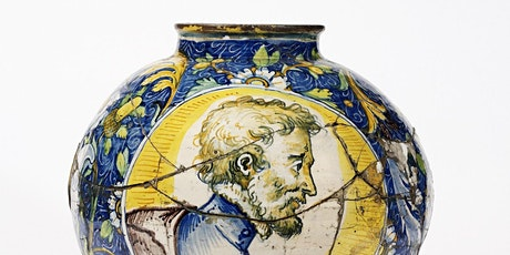Treasures: Italian maiolica pharmacy jars & the Order of St John collection tickets