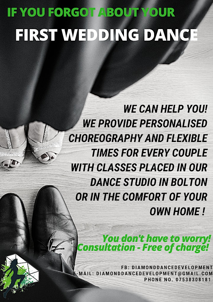 First Wedding Dance FREE CONSULTATION image