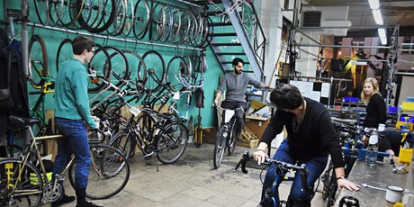 [COMPLET] ME 24  & 26.02. Débutants : connaître son vélo billets