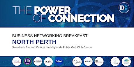 District32 Business Networking Perth – North Perth - Thu 21st Jan tickets