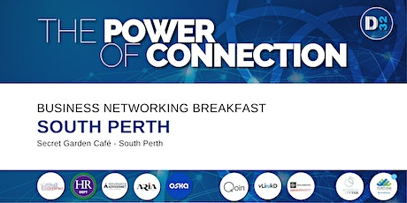 District32 Business Networking Perth– South Perth - Wed 27th Jan tickets