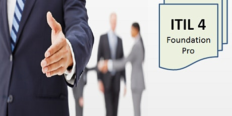 ITIL 4 Foundation - Pro 2-Day Training in Singapore tickets