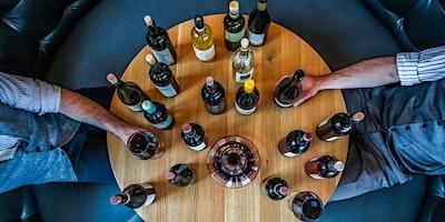 Wine+Tasting+at+Home