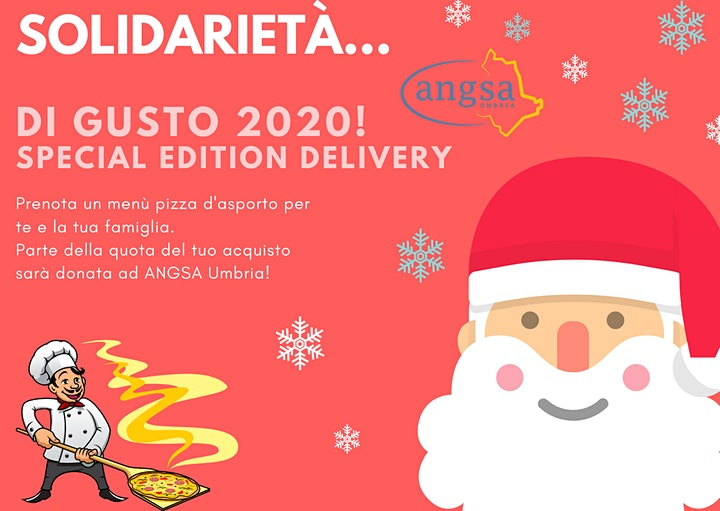 Immagine Solidarietà... di gusto 2020! Special Edition Delivery