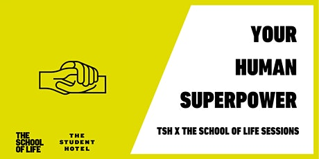 TSH x TSOL sessions - Your human superpower. tickets