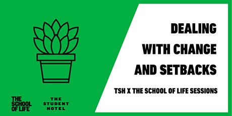 TSH x TSOL sessions - Dealing with change. tickets