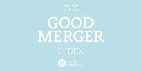 Publication Launch: Good Merger Index, 2021 tickets