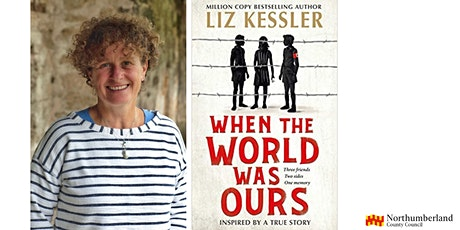 """Holocaust Memorial Day - Liz Kessler, """"When the World Was Ours"""" . tickets"""