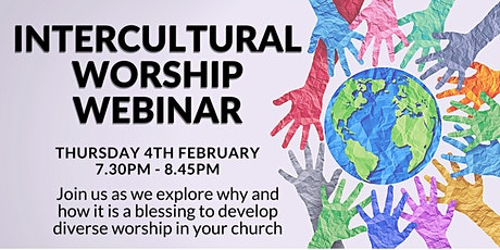 Intercultural Worship Webinar tickets