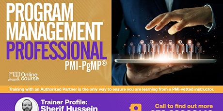 The Program Management Professional (PgMP)® credential tickets