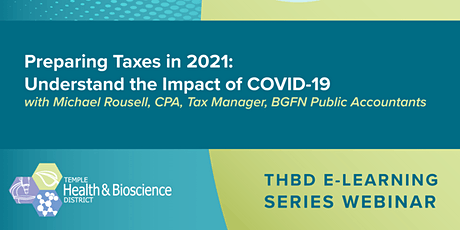 Preparing Taxes in 2021: Understand the Impact of COVID-19 tickets