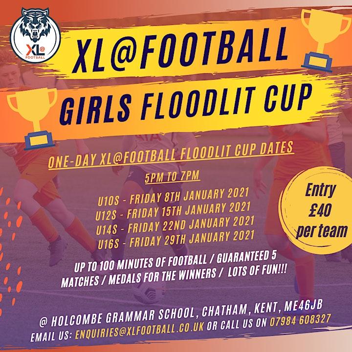 XL@Football Floodlit Trophy (Girls) image