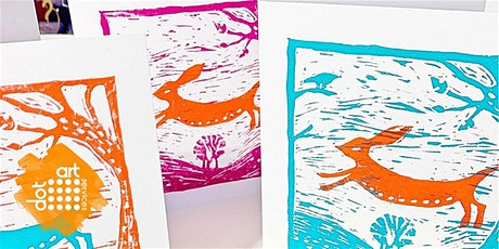 Lino Cut for Beginners tickets