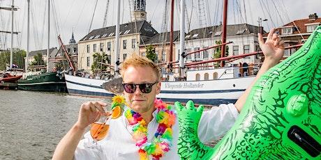 Webinar Online boekingen met VisitKampen.nl tickets