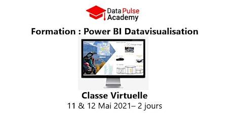 Power BI Datavisualisation - 2 jours - 11 & 12 Mai 2021 billets