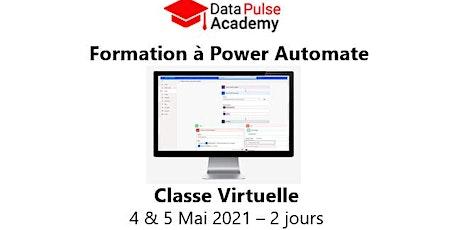 Power Automate Initiation - 2 jours - 4 & 5 Mai 2021 billets
