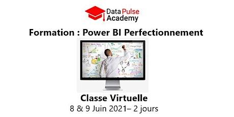 Power BI Perfectionnement - 2 jours - 8 & 9 Juin  2021 billets