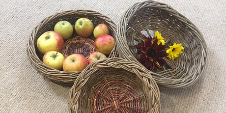 Traditional Basket Making (1 day) for all abilitie tickets