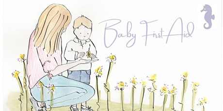 Virtual Baby First Aid tickets