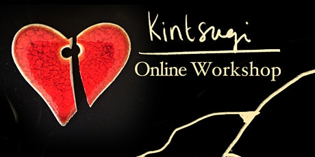 Kintsugi Online Mini Workshop tickets