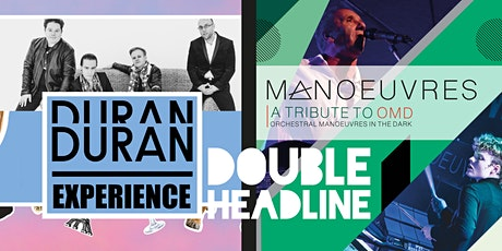 Manoeuvres - Tribute to OMD & Duran Duran Experience tickets