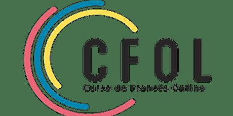 Tour Coletivo Noite - Curso de Francês Online ingressos