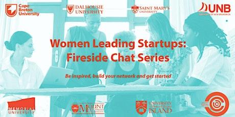 Women Leading Startups: Fireside Chats tickets